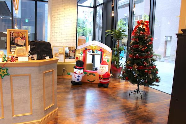 ラパン仙台本店のカフェスペース予定の画像