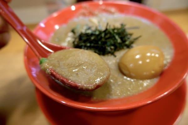 どろらーめんのスープの画像