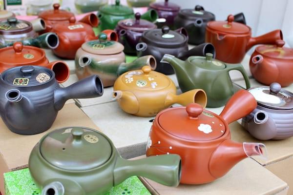 お茶の井ヶ田で販売している急須の画像