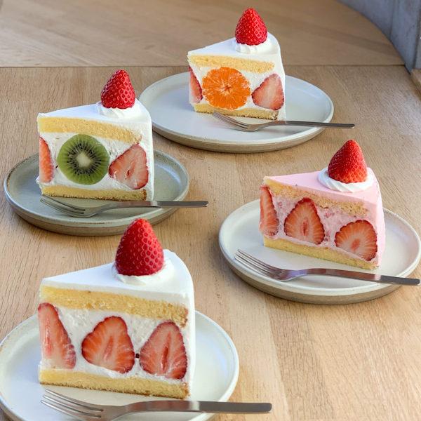 いちびこ仙台エスパル店限定ケーキ