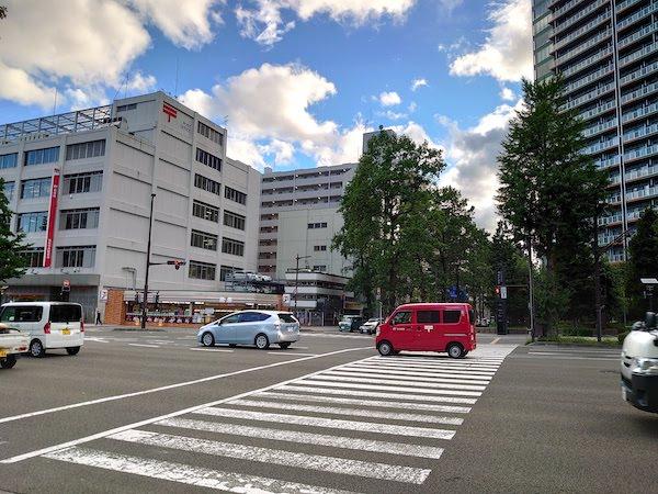 仙台駅からのずんだ餅の人気店へのアクセス