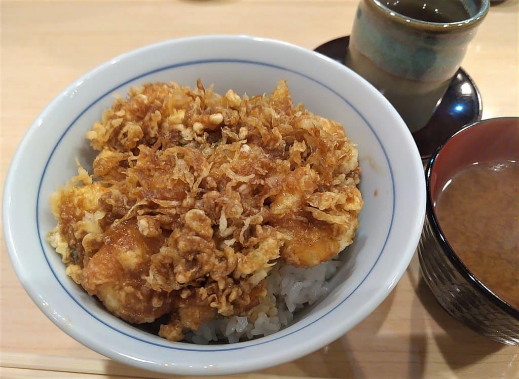 国分町の天ぷら店